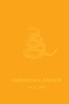 Amercian Anger